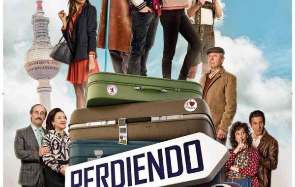 PERDIENDO EL NORTE (Losing north, 2015)