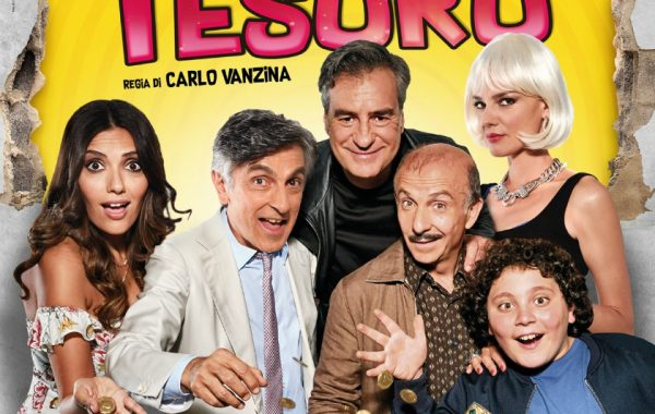 CACCIA AL TESORO (Treasure hunt, 2017)