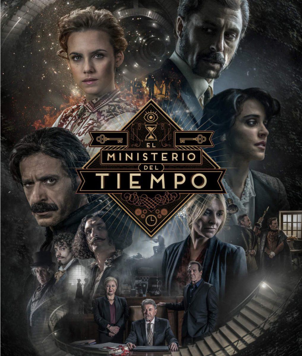 El Ministerio del Tiempo.cartel