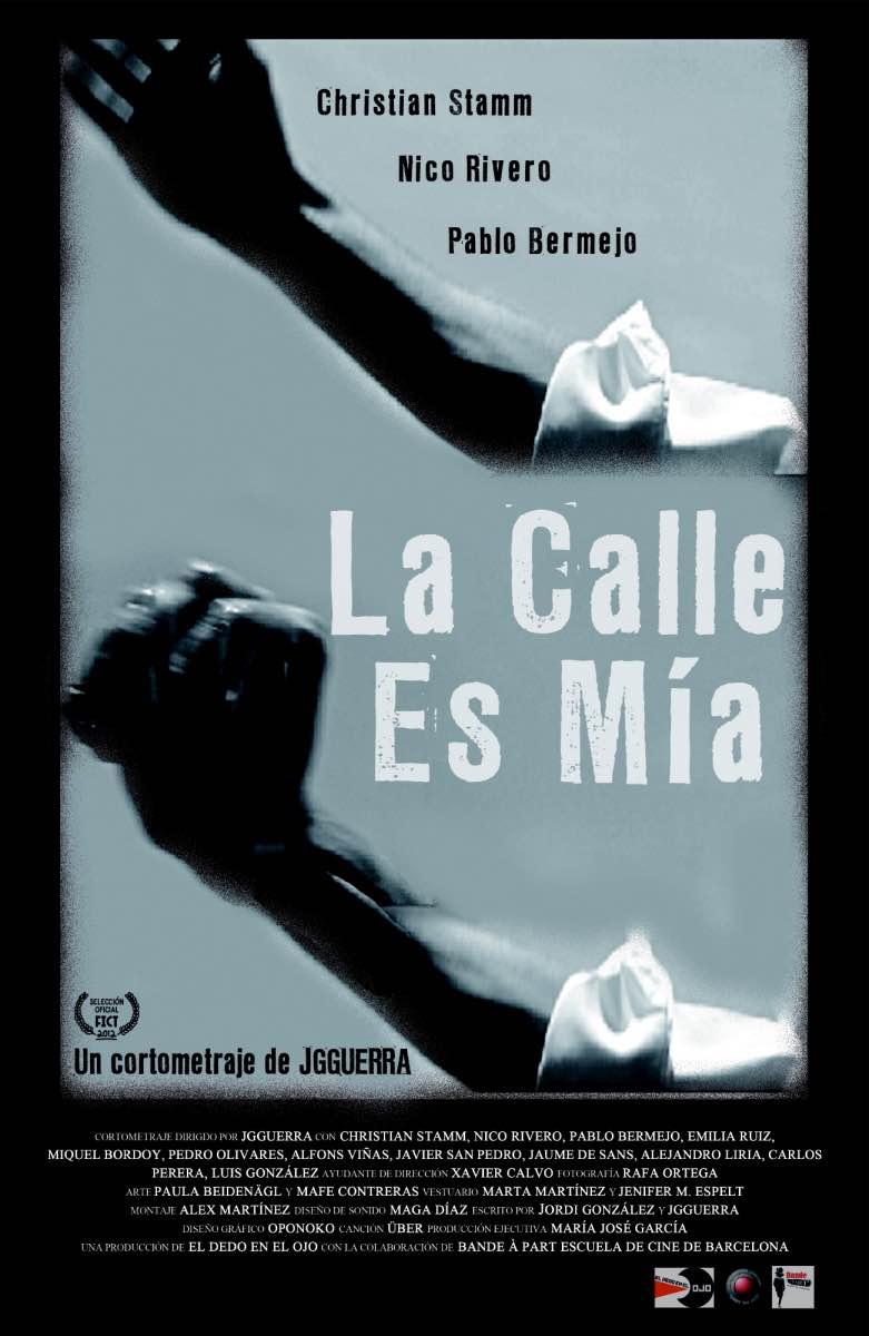 LA CALLE ES MIA.foto-rodaje