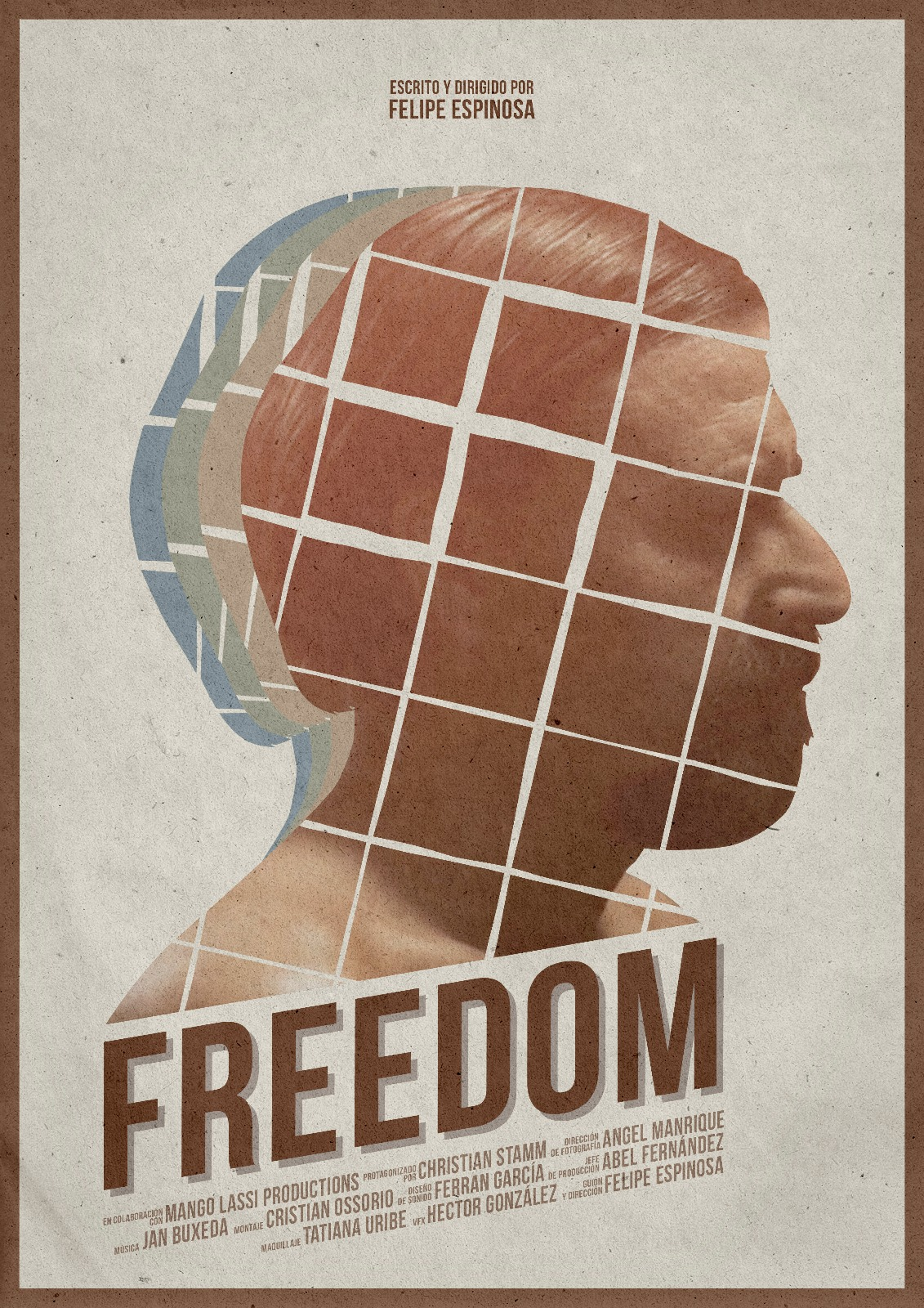 1.FREEDOM.by-Felipe-Espinosa.starring.Christian-Stamm.poster