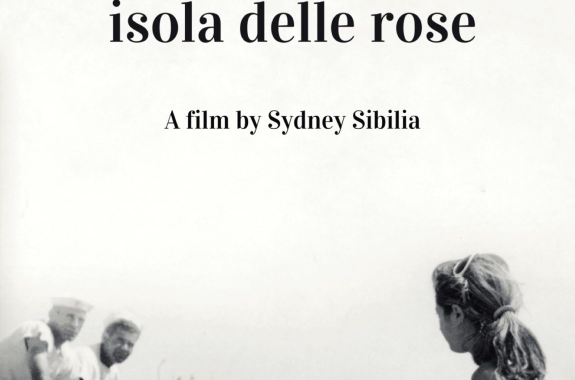 1.Isola delle rose.by.Sydney Sibilia.working poster